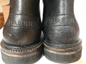 Shabbies amsterdam Chelsea Boots black