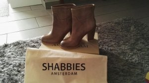 Shabbies Amsterdam, Absätze: 11cm, Farbe: Ash