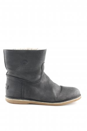 Shabbies amsterdam Short Boots black casual look