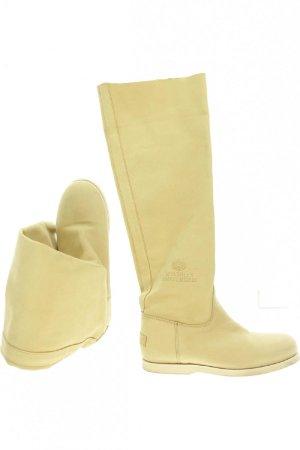 buy popular 85444 785fa Shabbies Amsterdam Leder Stiefel Damen Gr. US 7 (DE 37.5)