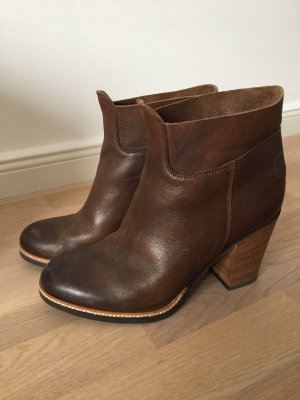 Shabbies Amsterdam Onkel Boots, braun