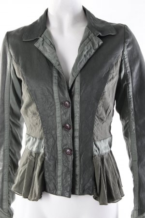 Shabby Chic Blazer Materialmix