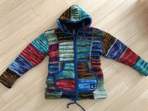 Wool Jacket multicolored