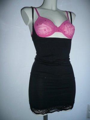 Shapewaer Bauch weg Miederkleid Unterkleid Bodyformer Formendes Kleid Schwarz