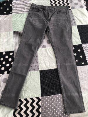 Shaping Skinny Jeans H&M 36/34 grau Neu