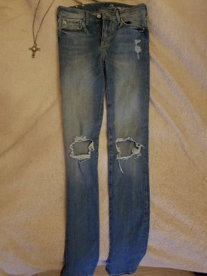 ♡shaping skinny jeans used look♡