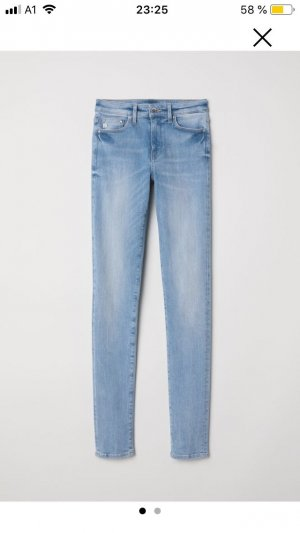 Shapping skinny regular jeans