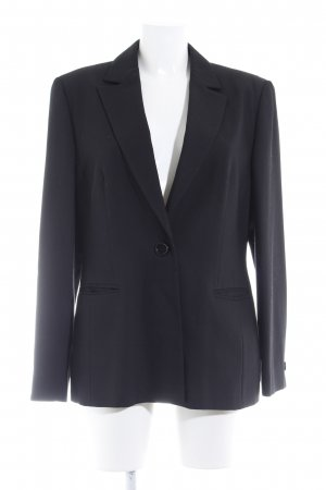 She Boyfriend-Blazer schwarz Business-Look
