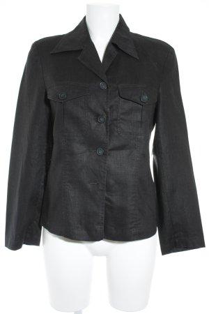 She Hemd-Bluse schwarz klassischer Stil