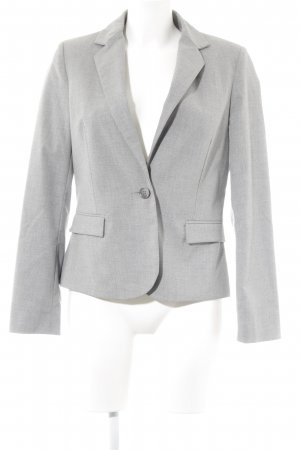 She Kurz-Blazer grau Business-Look