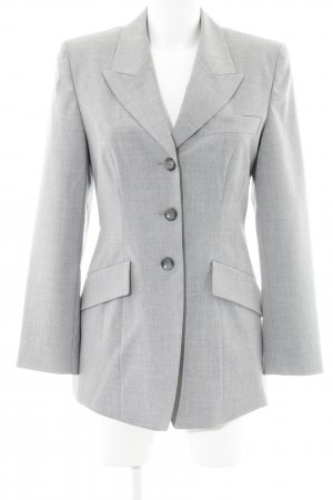 She Long-Blazer grau Business-Look