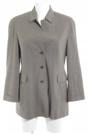 She Long-Blazer khaki Business-Look