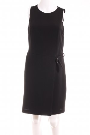 She Midi Dress black casual look
