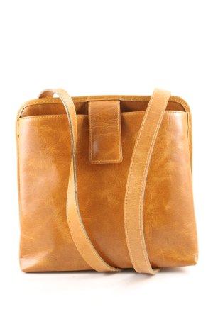 She Mini Bag light orange business style
