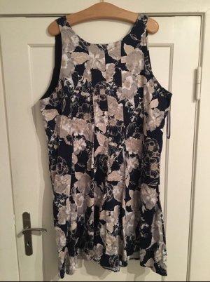 Sheego Alloverdruck Damenkleid Sommerkleid Abendkleid