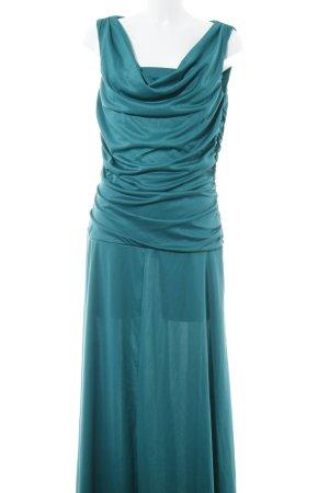 Sheego Maxikleid waldgrün Elegant