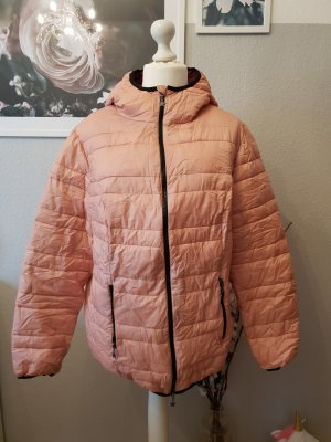 Sheego Quilted Coat multicolored