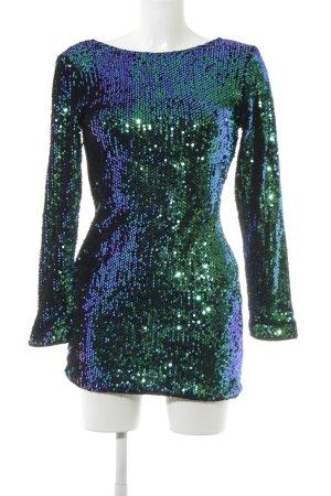 SheIn Abendkleid mehrfarbig extravaganter Stil