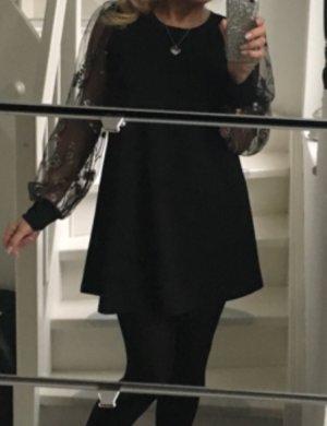 SHEIN Kleid/Pullover mit Blumenärmel