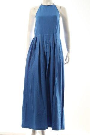 SheIn Maxikleid blau Lolita-Look