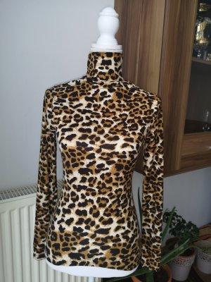 SheIn Haut tricotés noir-bronze