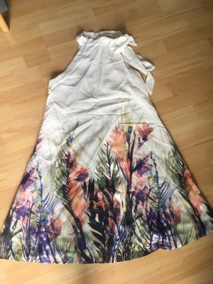 SheIn A Line Dress multicolored polyester