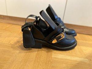 SheIn Short Boots black