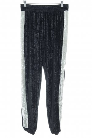 SheIn Pantalon de jogging noir style décontracté