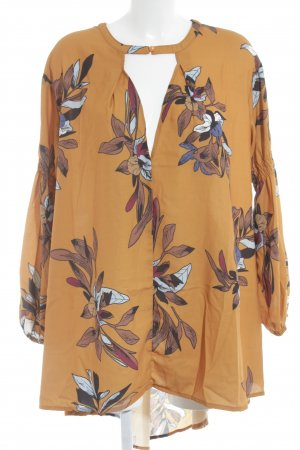 SheIn Tunic Dress floral pattern casual look