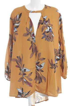 SheIn Robe tunique motif floral style décontracté