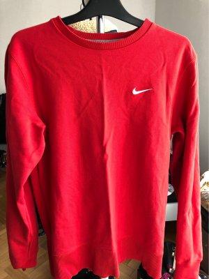 Nike Oversized shirt rood