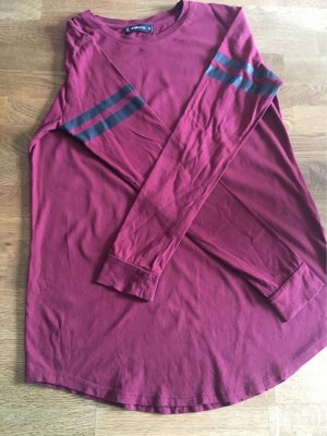 Fashion New York Lang shirt bordeaux