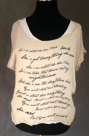 Shirt, 2-teilig