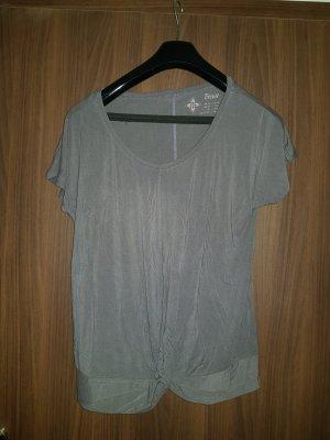 Crivit T-Shirt grey brown