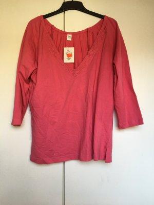 Shirt 3/4 ärmlig *Gr. 44/46* Pink