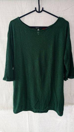 s.Oliver Boatneck Shirt lime-green-green