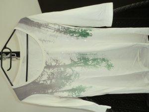 Shirt 3/4 Arm mit Aufdruck & Pailleten