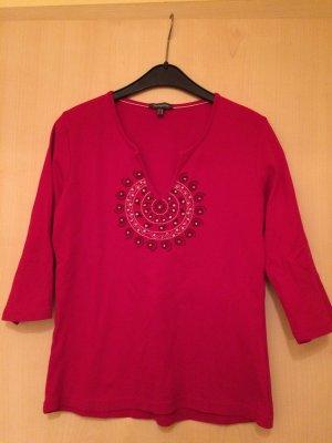 Shirt 3/4 Arm Rot Gr. 38 StreetOne