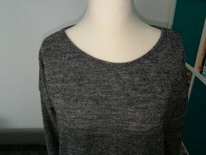 Shirt 3/4 der Marke Only in grau meliert in der Größe M