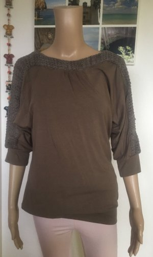 Tchibo / TCM Boothalsshirt khaki
