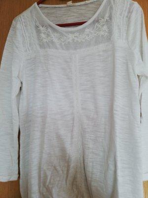 Edc Esprit Shirt natural white