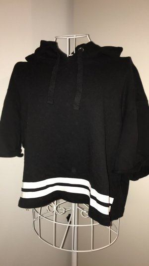 Hooded Shirt black