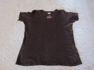 Camisa marrón Algodón