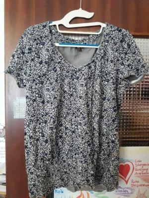 Camisa gris-azul oscuro