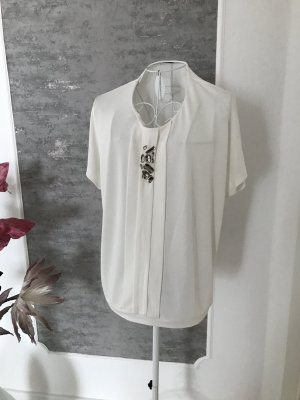 Sani Blu Boatneck Shirt natural white