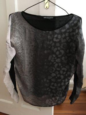 Armani Exchange Shirt zwart