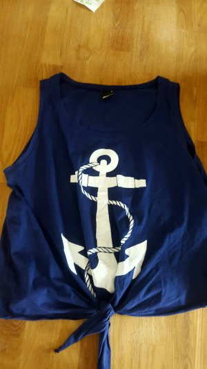 Shirt Ahoi zum Binden