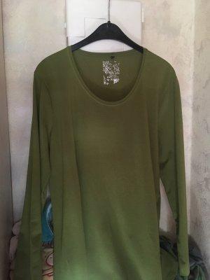 Liberty Batik shirt grasgroen