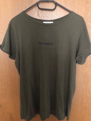 Mango T-shirt cachi