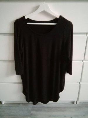 Opus Long Shirt black